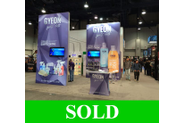 **SOLD**2015 Portable/Modular Exhibit in Excellent Condition For Sale